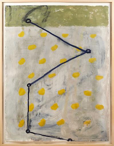 Katherine Bradford, 'Spring Green', 1988