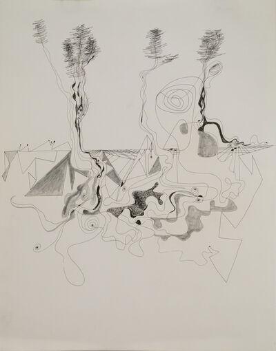 Lawrence Halprin, 'Untitled', 1970