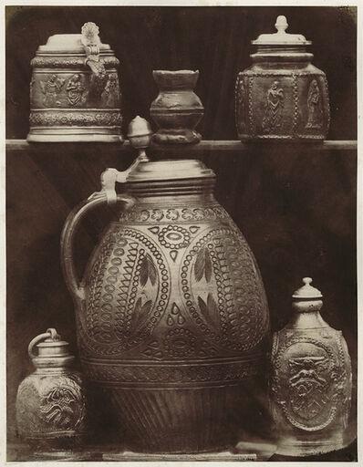 Johann Ludwig Belitski, 'Pewter Objects', 1854/1854