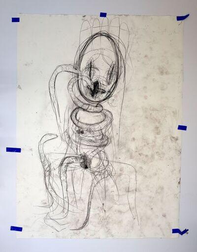 Paul McCarthy, 'A&E, Eva the Egg and the Snakes, Santa Anita, session ', 2020