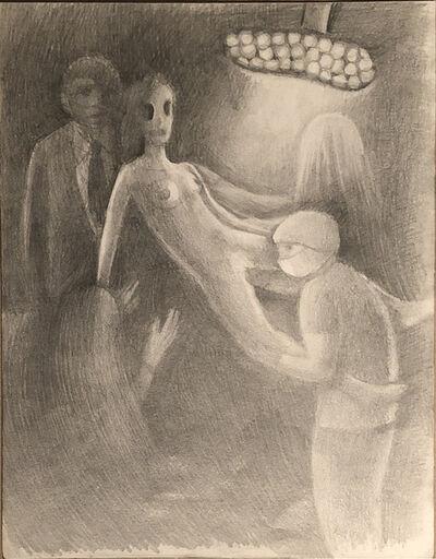 Vanessa Gully Santiago, ' Autopsy', 2016