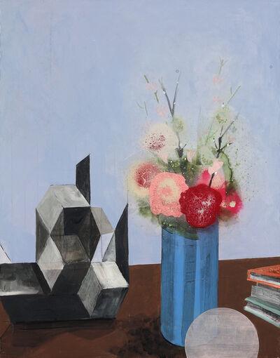 Erik Parra, 'Arrangement with the Orb', 2018