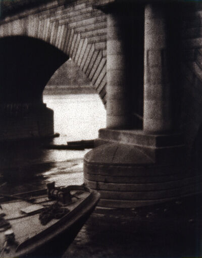 Alvin Langdon Coburn, 'Waterloo Bridge, III', 1903