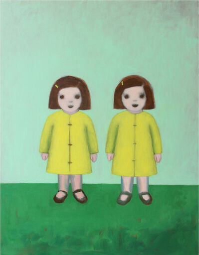 Ayse Wilson, 'Scouts in Raincoats', 2016