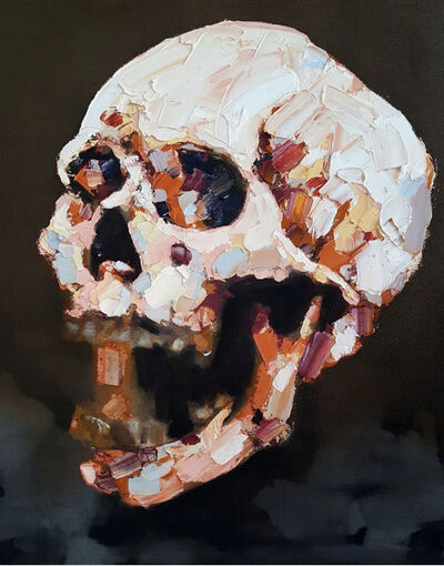 Thomas Donaldson, 'Skull 1', 2019