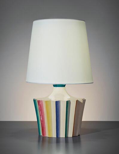 Gio Ponti, 'Rare table lamp', 1930