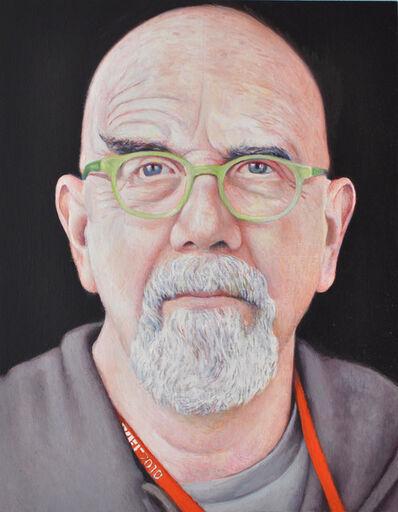 Jim Torok, 'Chuck Close', 2014