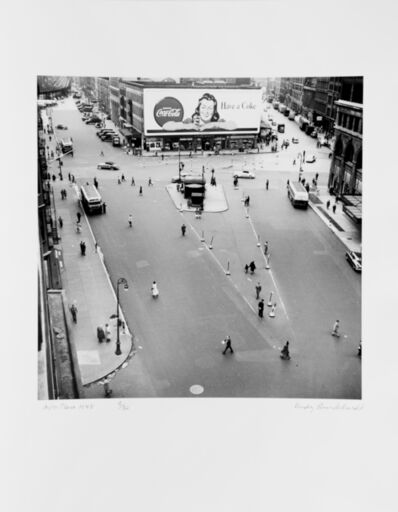 Rudy Burckhardt, 'Rudy Burckhardt Photos', 1981