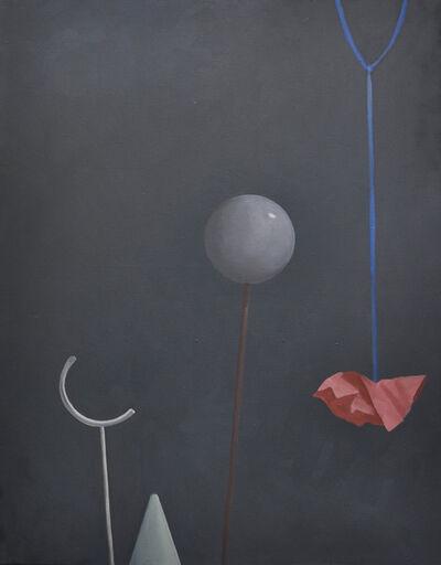 Giorgio Silvestrini, 'Red Paper', 2016