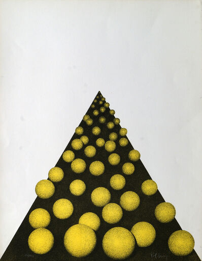 Pol Bury, 'Untitled'