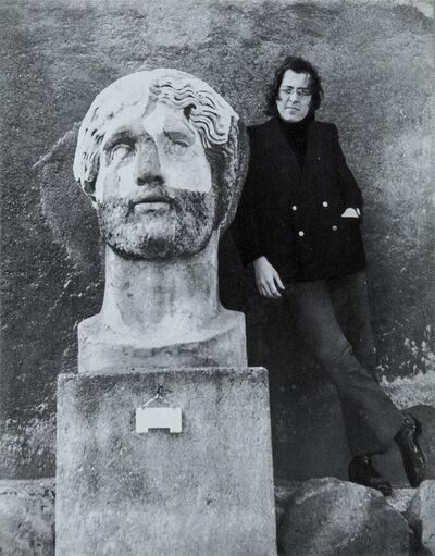 Gianfranco Notargiacomo, 'Le nostre divergenze', 1971