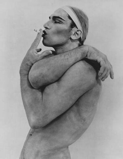 Herb Ritts, 'Vladimir I, Hollywood', 1990