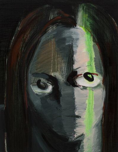 Eunsae Lee, 'Staring Woman', 2018