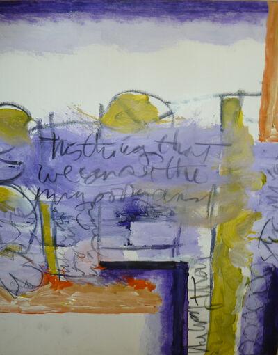Joe Stefanelli, 'oT', 1985