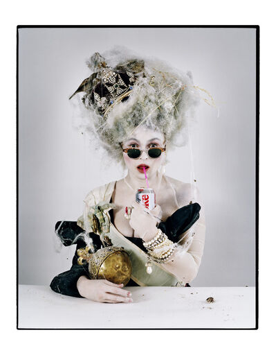 Tim Walker, 'Helena Bonham Carter, Fashion: Vivienne Westwood. Shoreditch, London, 2010', 2010