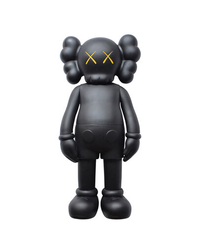 KAWS, 'Companion Five Years Later, Black Full Bodied', 2004