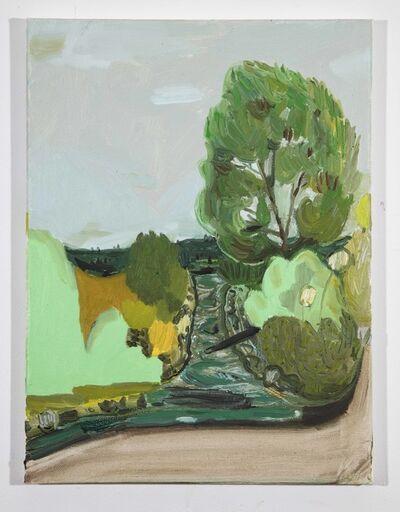 Lisa Sanditz, 'Landscape Color Study 7', 2019