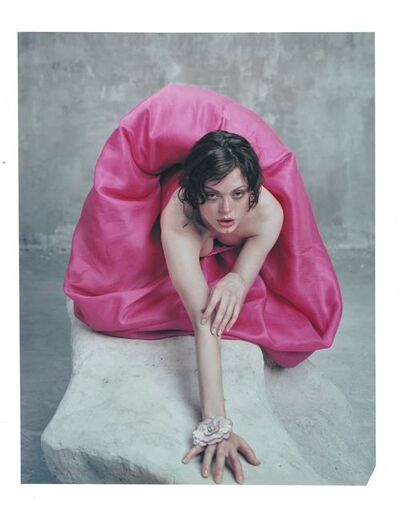 "Bettina Rheims, '""Héroïnes"" Rose McGowan, Polaroid No 1, Juin 2005 Paris', 2005"
