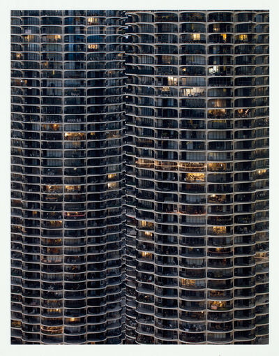 Michael Wolf, 'tc06, from Transparent City', 2007-09