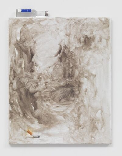 Monika Baer, '3 bad habits (2)', 2013