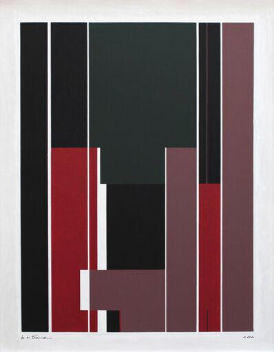 Marino di Teana, 'HOMMAGE JOHANNES KEPLER', 2006