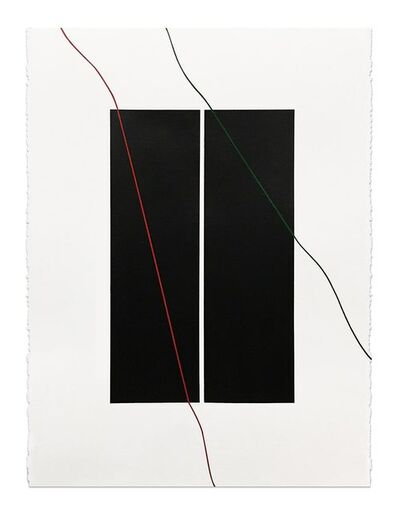 Senem Oezdogan, 'Red and Green Moving', 2018
