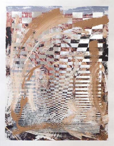 Jacqueline Sherlock Norheim, 'Stone pinnacles falling into', 2018