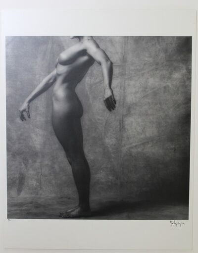 Robert Mapplethorpe, 'Lisa Lyon ', 1981