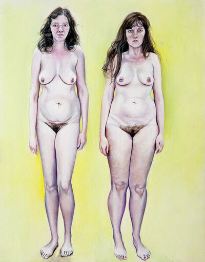 Ishbel Myerscough, 'Chantal and Ishbel', 2015