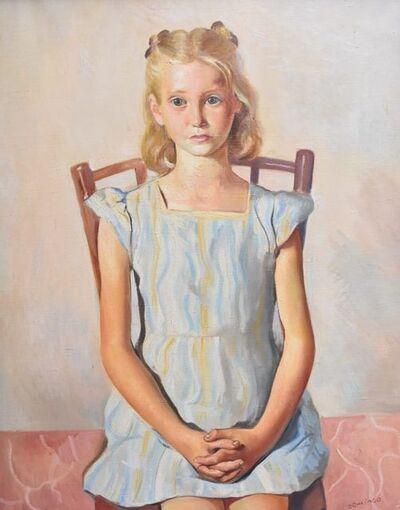 Francesc Domingo, 'La nena rossa', 1944