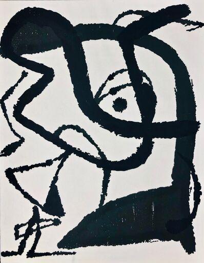 Joan Miró, 'Untitled, Miro Graveur Volume II (D. 1292)', 1989