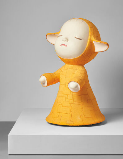 Yoshitomo Nara, 'The Little Pilgrim (Night Walking)', 1999