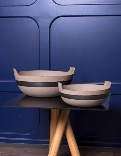 Bruno Gambone, 'Two bowls', 1982
