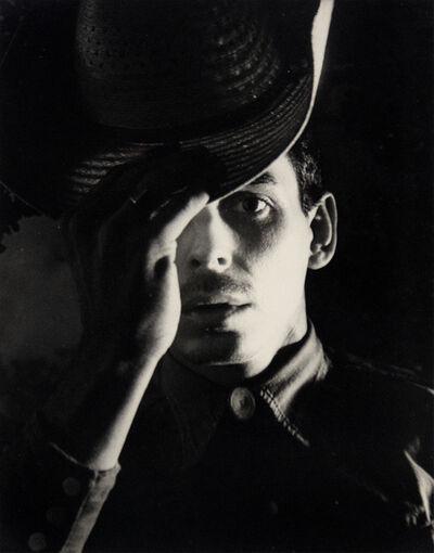 Jimmy DeSana, 'Smoke: Self-Portrait', 1985