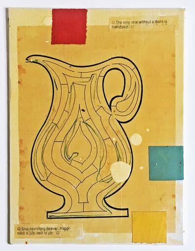Donald Baechler, 'Painting for Acria', 1996