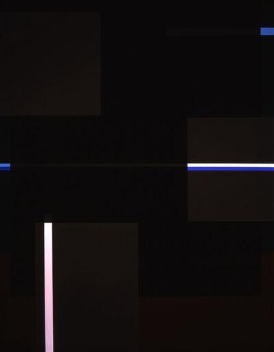 Richard Caldicott, 'Horizontal/Vertical Scheme', 2004