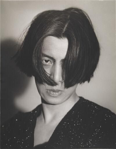 Toyo Miyatake, 'Michio Ito', 1929