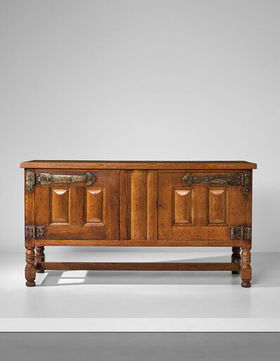 Sir Edwin Lutyens, 'Unique sideboard, designed for Little Thakeham, Thakeham, West Sussex', 1902-1903