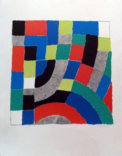 Sonia Delaunay, 'No title ', 1974