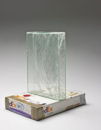 "Walead Beshty, 'SSCC 139751 REV 10/05 ""FedEx Large Box"", Priority Overnight', 2007"