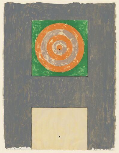 Jasper Johns, 'Target', 1968
