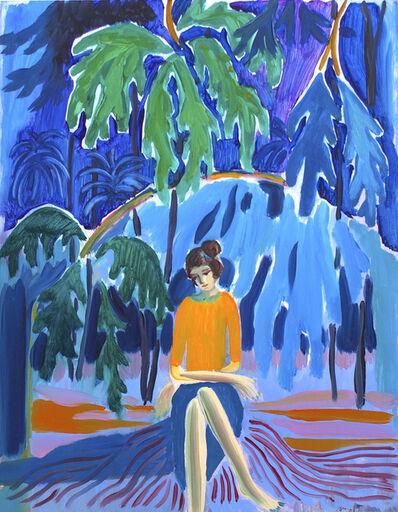 Freya Douglas-Morris, 'Yellow Jumper', 2018