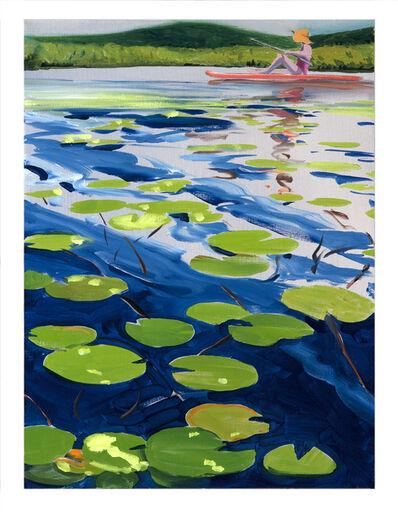 Sebastian Blanck, 'The Lily Pads', 2018