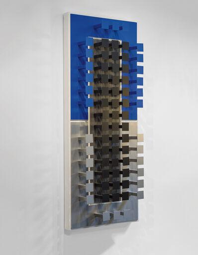 Jesús Rafael Soto, 'Vibración vertical', 1970