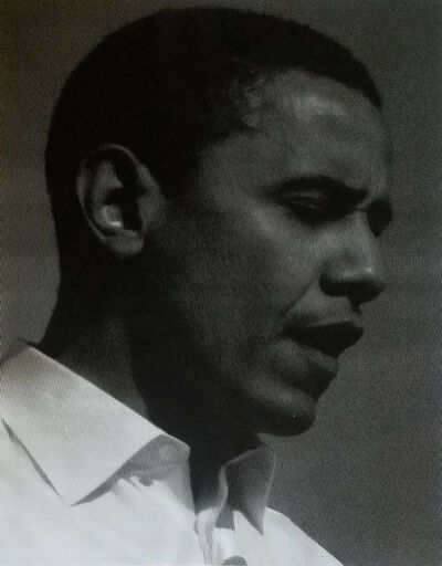 Russell Young, 'Obama', 2008