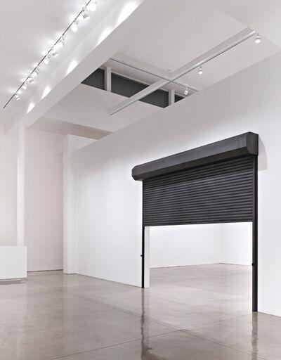 Adam McEwen, 'Rolldown Shutter', 2011