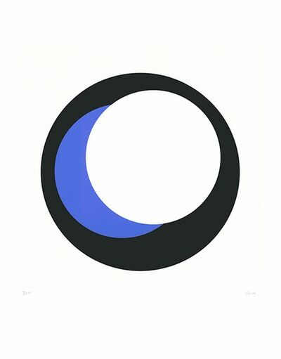 Geneviève Claisse, 'White Circle (Cercle blanc)', 2015