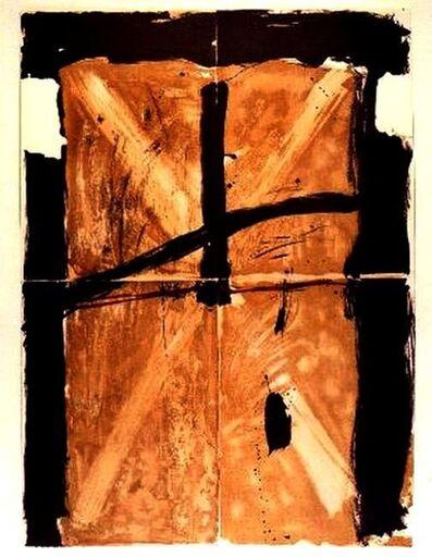 Antoni Tàpies, 'Trois Gris Et Marron', 1967