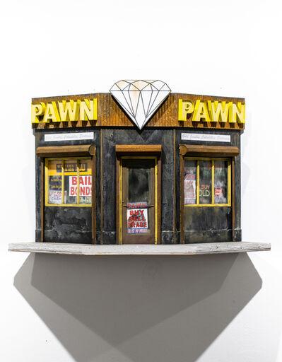 Drew Leshko, 'Diamond Pawn', 2020