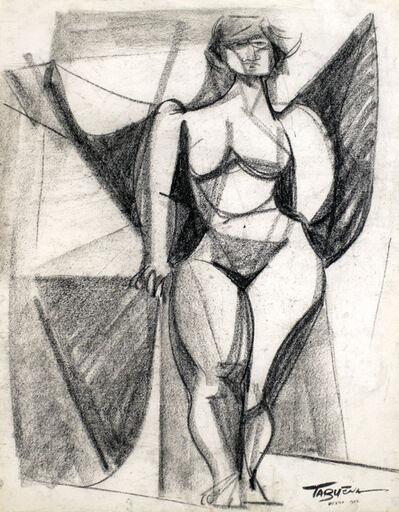 Romeo Tabuena, 'Nude', 1956